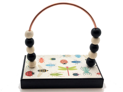 Insects Flying Bead Counter