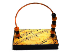 Music Diagonal Bead Counter