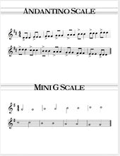 Load image into Gallery viewer, Beginning Scales for Suzuki Violinists (digital download)