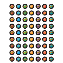 Load image into Gallery viewer, Stellar Planet Mini Stickers