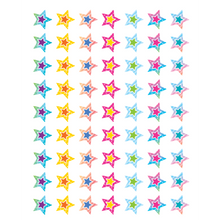 Load image into Gallery viewer, TCR Good Vibes Stars Mini Stickers