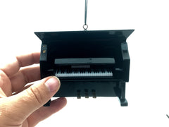 Upright Piano Ornament