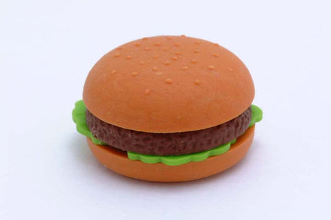 Hamburger Eraser