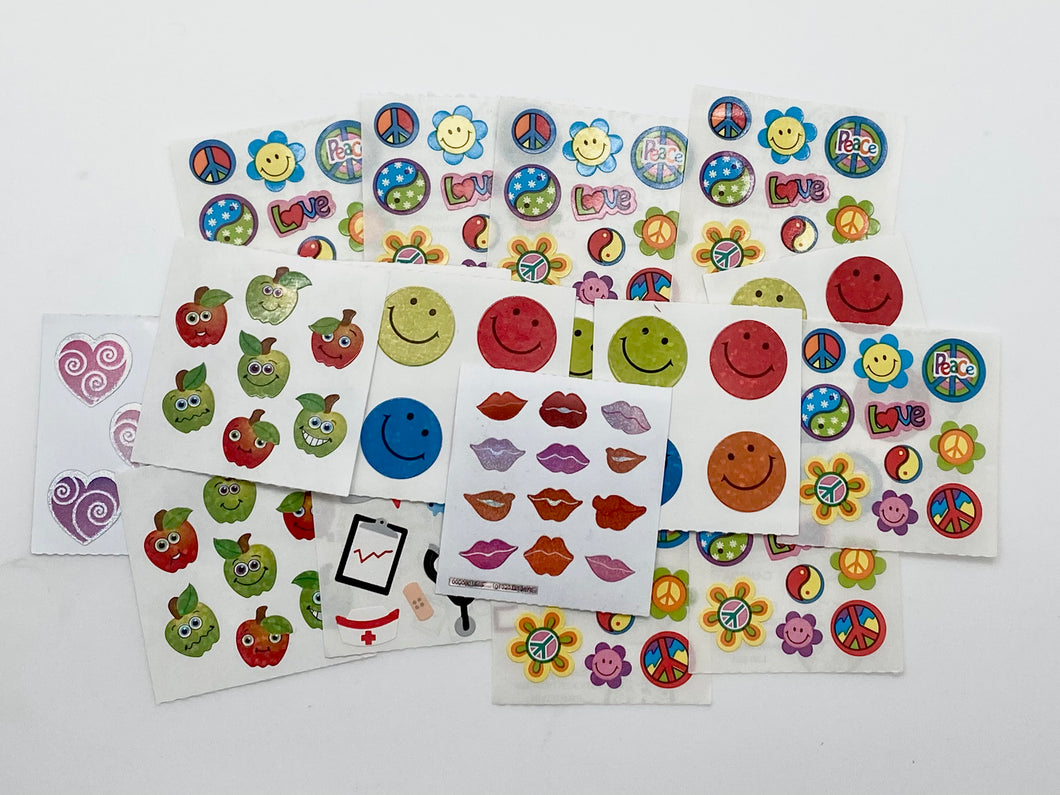 Sticker Squares - 15 pack