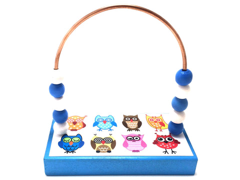 Owls Bead Counter