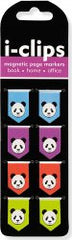 IClip Magnetic Bookmark - Panda