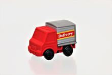 Trucks Eraser - Red