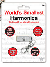 Load image into Gallery viewer, World's Smallest Harmonica
