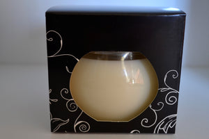 (ON BACKORDER) Large 'Selene' Bulb Soy Candle with Premium Fragrance