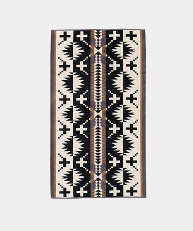 pendleton oversized spider rock spa towel