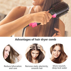 Hair Dryer Brush