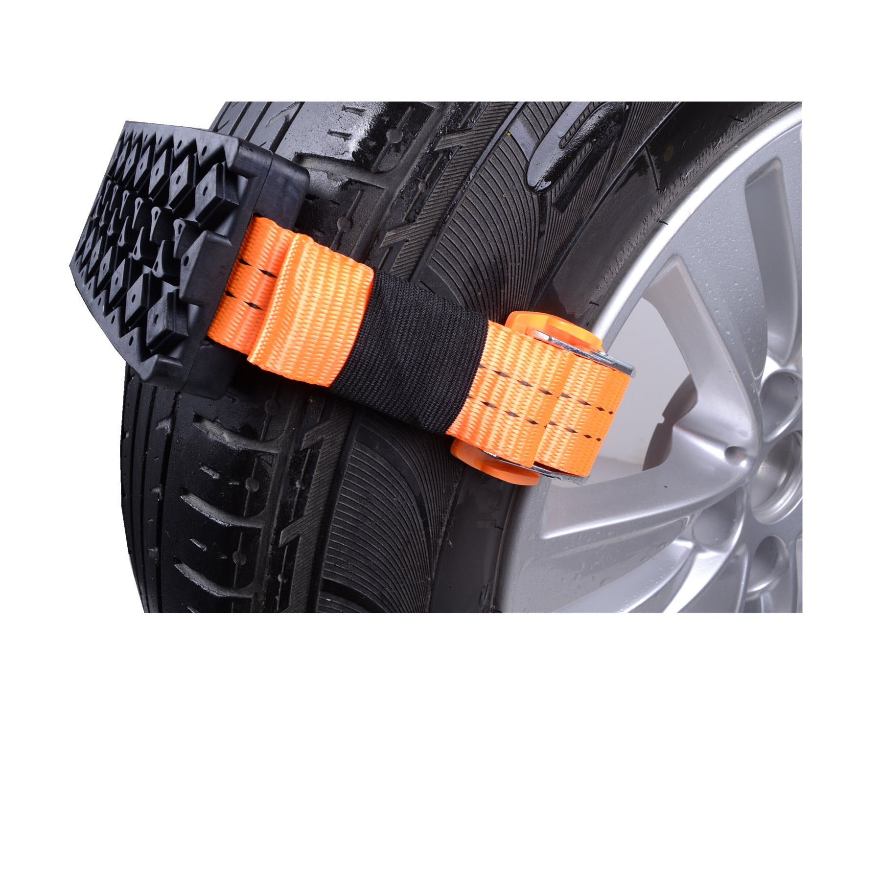 Anti-Skid Tire Block Set of 2