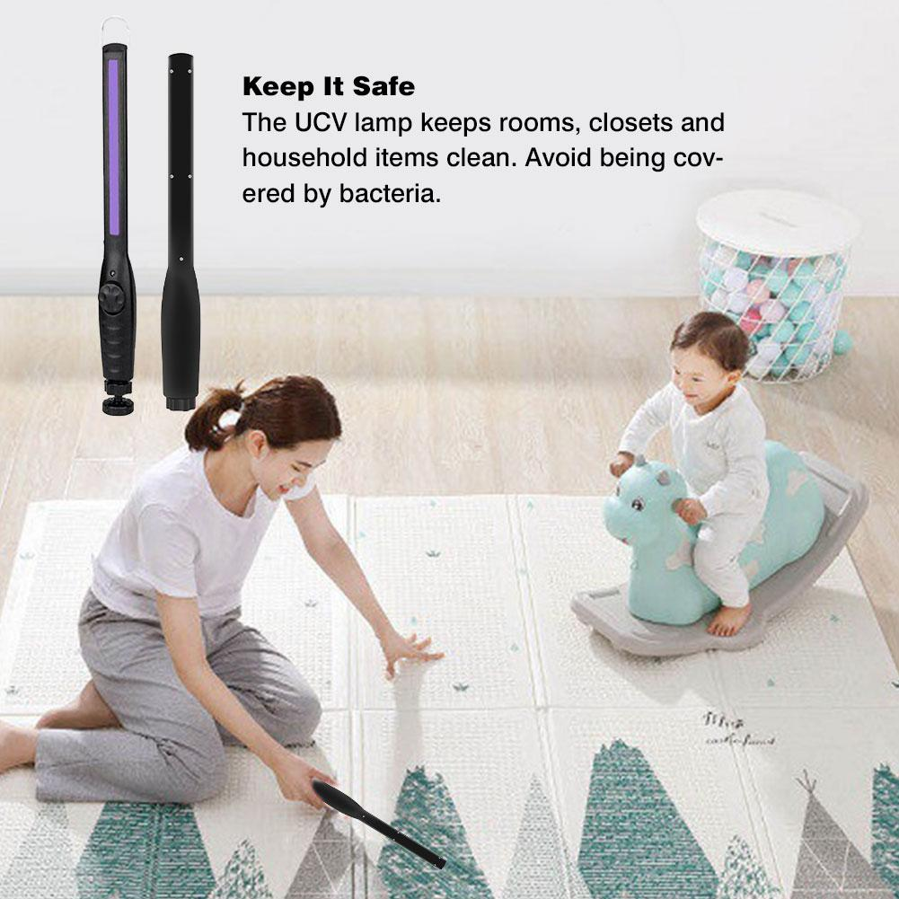 Portable - UV Light Sanitizing Wand