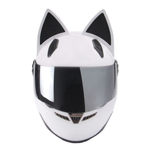 Cat Motorcycle Helmet