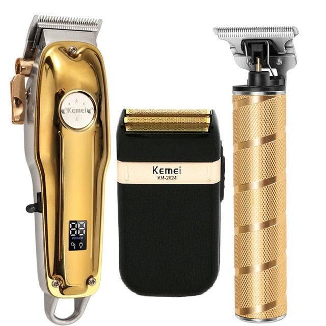 Men's Professional All Metal Hair Trimmer