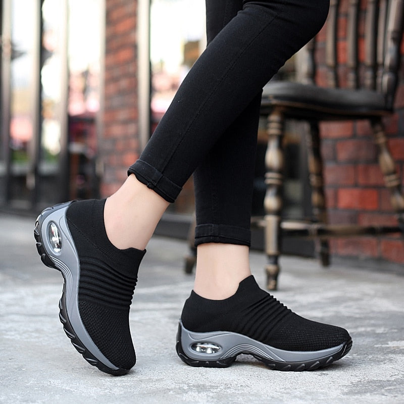 Women Super Soft  Orthopedic Bunion Corrector Sneaker Shoes