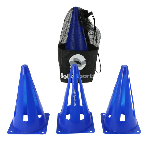 Sports Training Cones (9 Inch)
