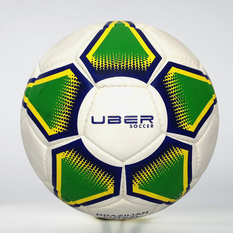 Futsal Ball (Glossy;Brazilian Colors)