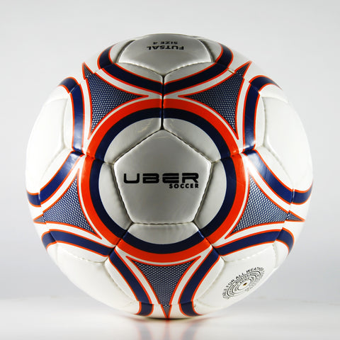 Futsal Ball (Glossy;Navy/Orange)