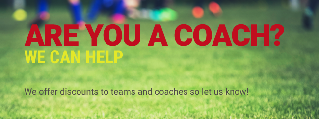 Are you a coach?
