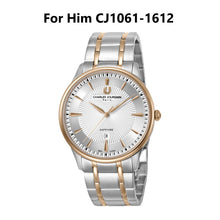 Load image into Gallery viewer, Ultra Couple Classic Watches CJ1061-1612 & CJ1061-2612