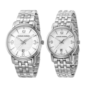 Ultra Couple Classic Watches CJ1068-1312 & CJ1068-2312