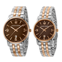 Load image into Gallery viewer, Ultra Couple Classic Watches CJ1068-1642 & CJ1068-2642