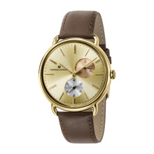 Load image into Gallery viewer, Ultra CJ1070-1222 Men Classic Multi-Function 42mm Leather