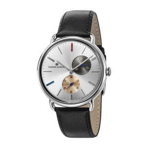 Ultra CJ1070-1312 Men Classic Multi-Function 42mm Leather