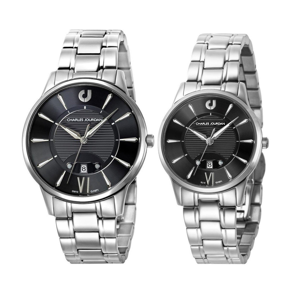 Ultra Couple Classic Watches CJ1071-1333 & CJ1071-2333