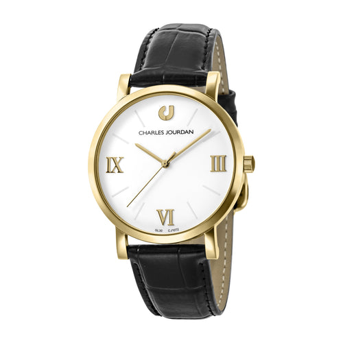 Ultra CJ1072-1213 Men Classic 40mm Leather
