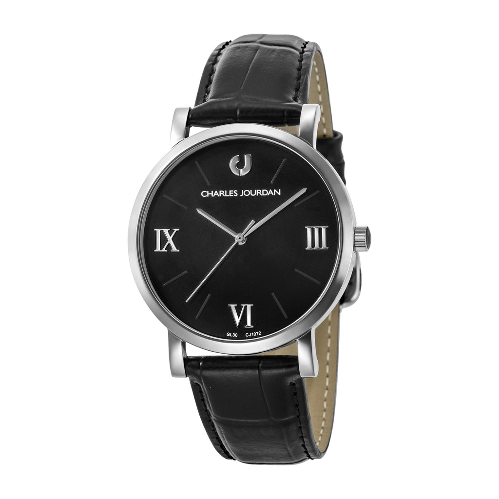 Ultra CJ1072-1333 Men Classic 40mm Leather