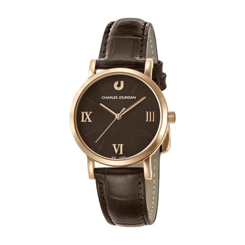Ultra CJ1072-2543 Women Classic 32mm Leather