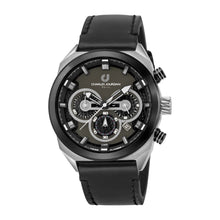 Load image into Gallery viewer, Ludis CJ1082-1332C Men Sports Quartz 45mm Leather