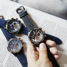Load image into Gallery viewer, Ludis Sports Men Chronograph 46mm CJ1091-1732C