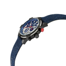 Load image into Gallery viewer, Ludis CJ1091-1782C Men Chronograph 46mm Denim
