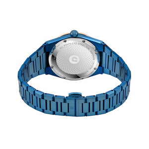 Patron Diamant CJ1096-1887D Men Classic 40mm Bracelet