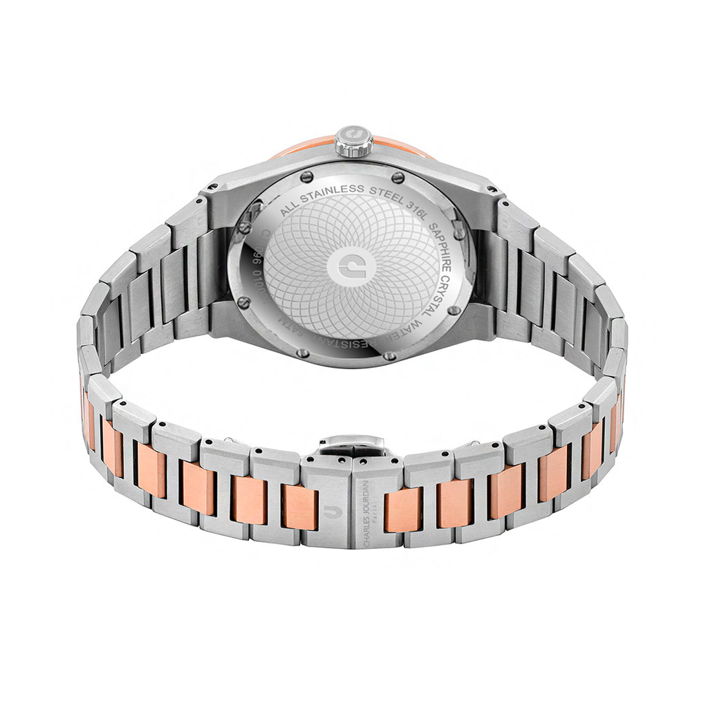 Patron Diamant CJ1096-2657D Women Classic 36mm Bracelet