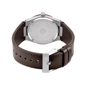 Patron CJ1097-1392LE Limited Edition Men Classic Quartz 40mm Leather