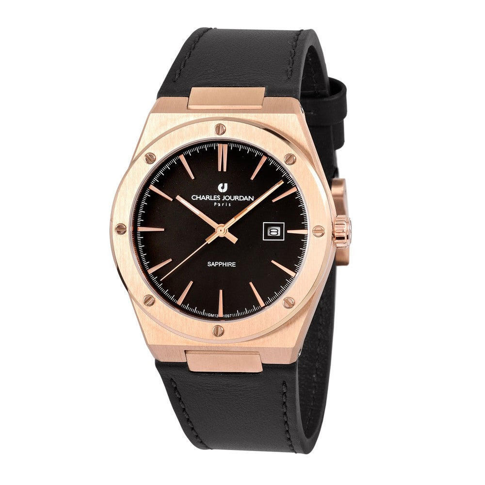 Patron Ultra CJ1097-1532 Men Classic 40mm Leather