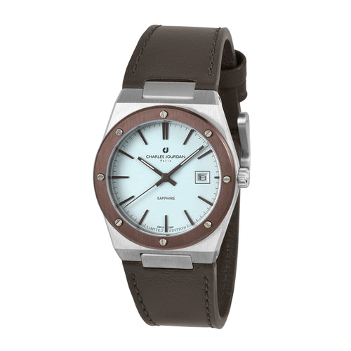 Patron CJ1097-2392LE Limited Edition Women Classic Quartz 36mm Leather