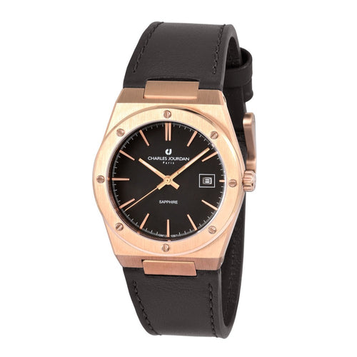 Patron CJ1097-2532 Women Classic Quartz 36mm Leather