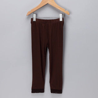 Leggings-Brown