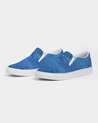 Blue Ocean  Women's Slip-On Canvas Shoe
