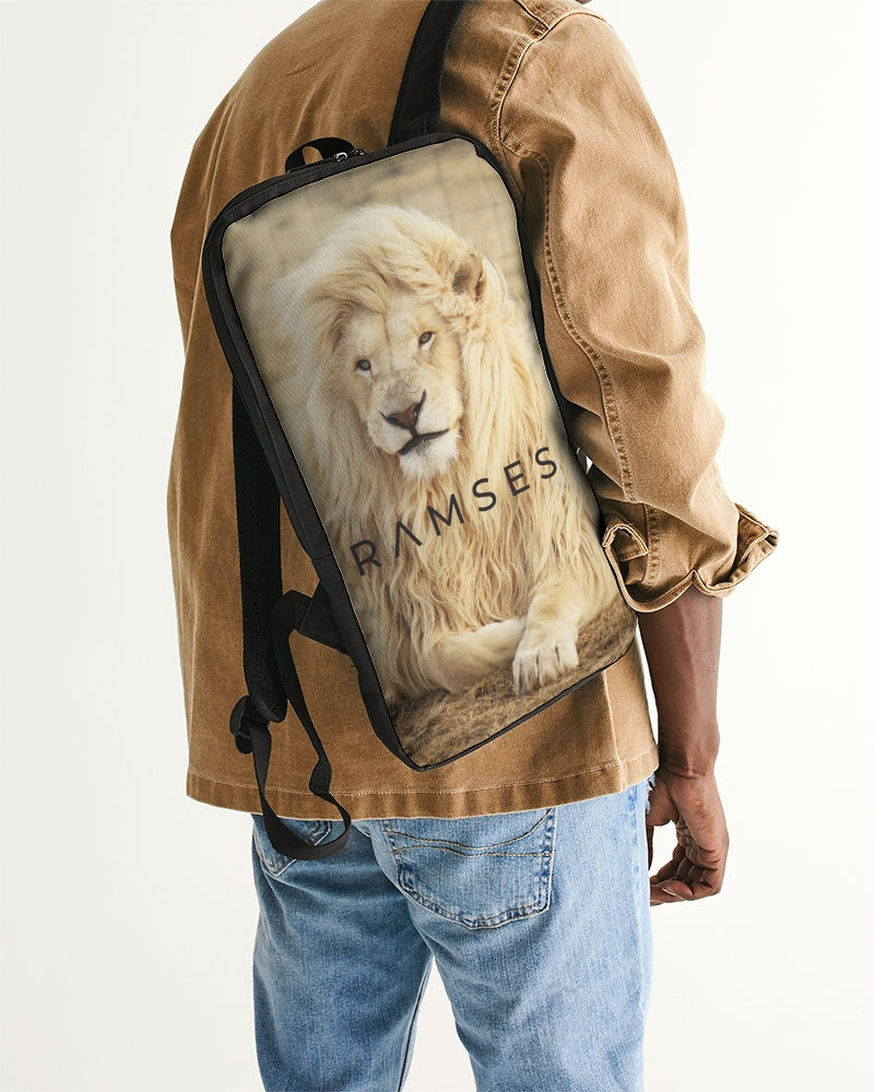 Lion  Slim Tech Backpack