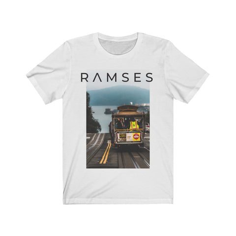 Ramses on The Trolly Short Sleeve Tee