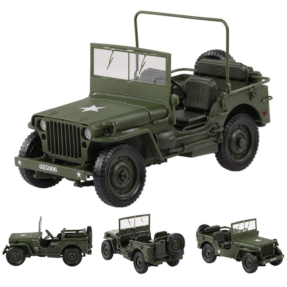 Jeep Willis WW2