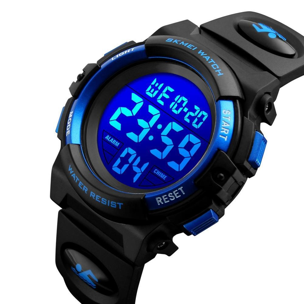 Montre Digital LED