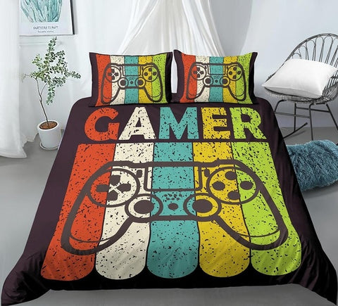 Ensemble de lit Gamer