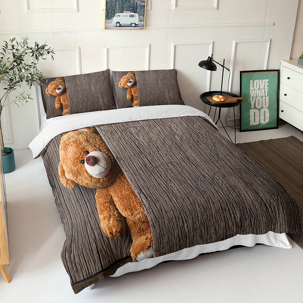 Ensemble de lit Teddy Bear